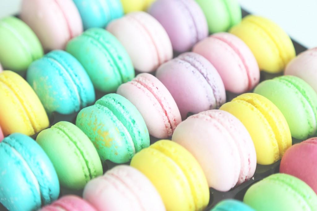 macarons by Vioko